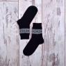 Носочки с национальным арнаментом Дюна 460