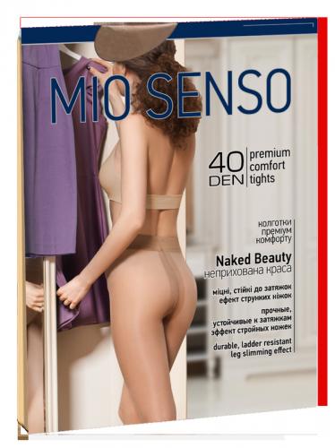 Mio Senso Neked Beauty 40 D