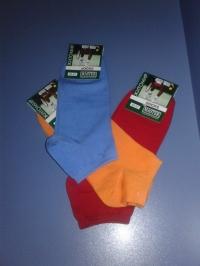 Носки яркие цвета