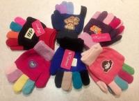 """Детские перчатки """"цветные пальчики"""""""