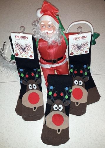 Рождественские носочки
