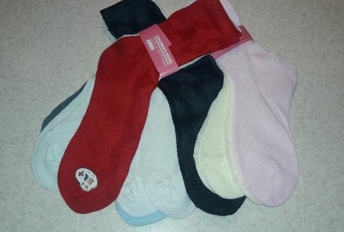 Детские носочки сеточка