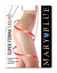 Моделирующие колготки Mary blue