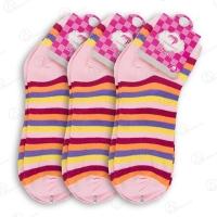 Яркие женские носочки