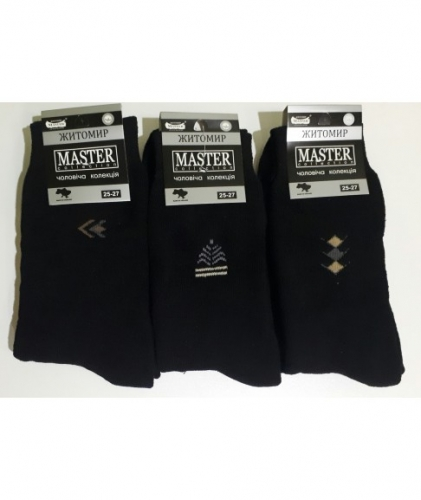 Мужские Махровые носки Житомир