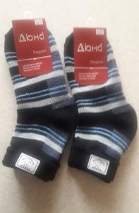 Зимние носки Дюна 3В 336