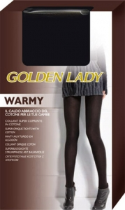 Golden Lady Warmy